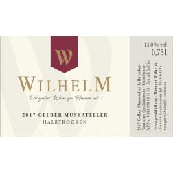 Etikett Wilhelm